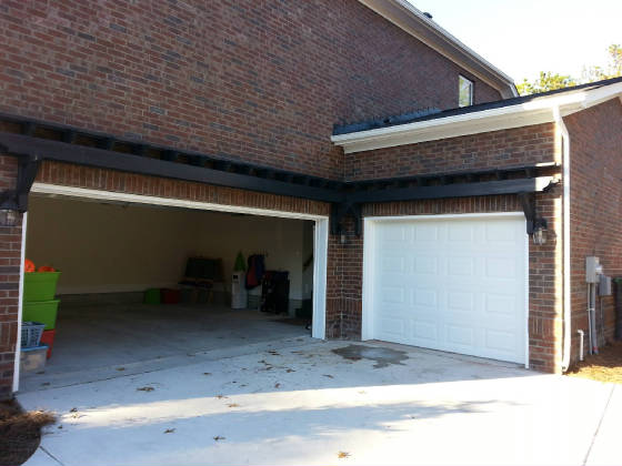 Amazing how tall are garage doors 9 aafsgaragepergola for How tall are garage doors